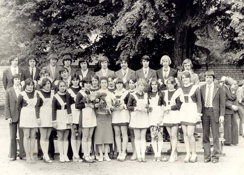 Крампнитц - школа №85, выпуск 1978